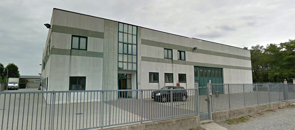 Tecnosicur sito produttivo Mariano Comense