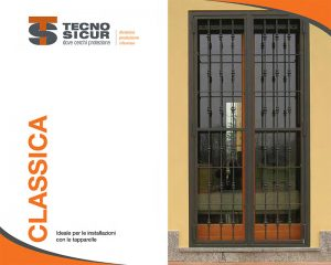 Catalogo Inferriate Sicurezza CLASSICA