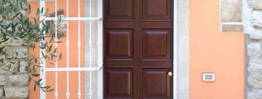 Inferriata porta CATEGORY