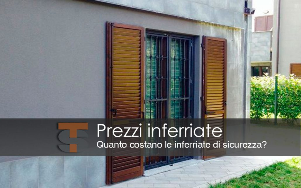 Quanto Costano Le Inferriate Di Sicurezza Tecno Sicur