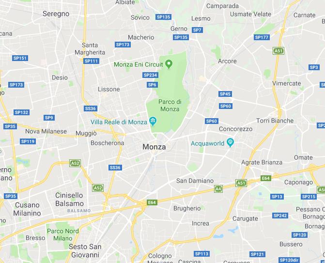 Inferriate Monza e Brianza