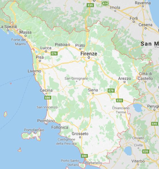 Inferriate Toscana