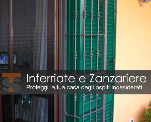 Inferriate e Zanzariere