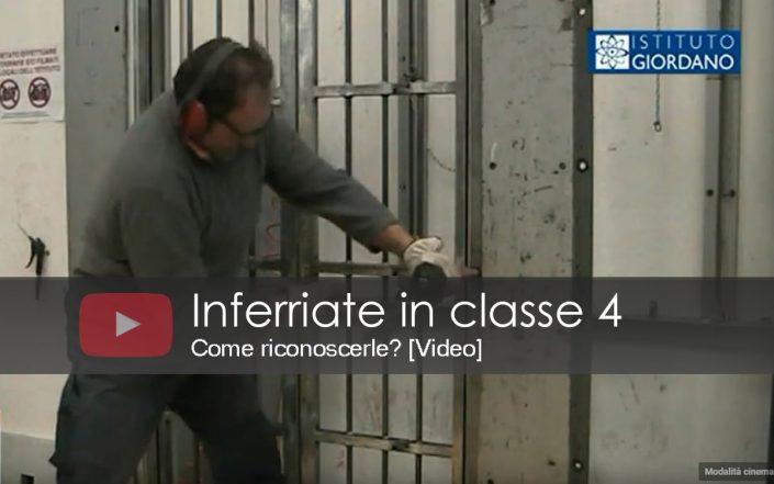 Inferriate Classi di Resistenza 4 Video