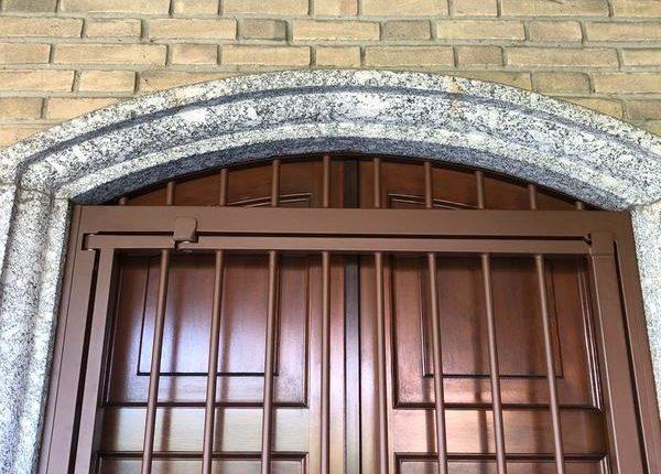 Inferriate per finestre ad arco mars 07