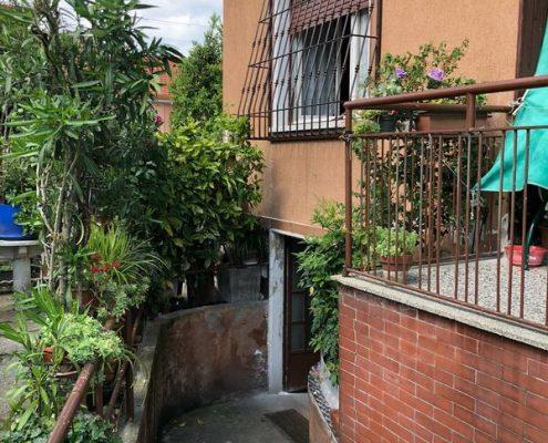 Inferriate per finestre con decoro Bombato nero ral 04