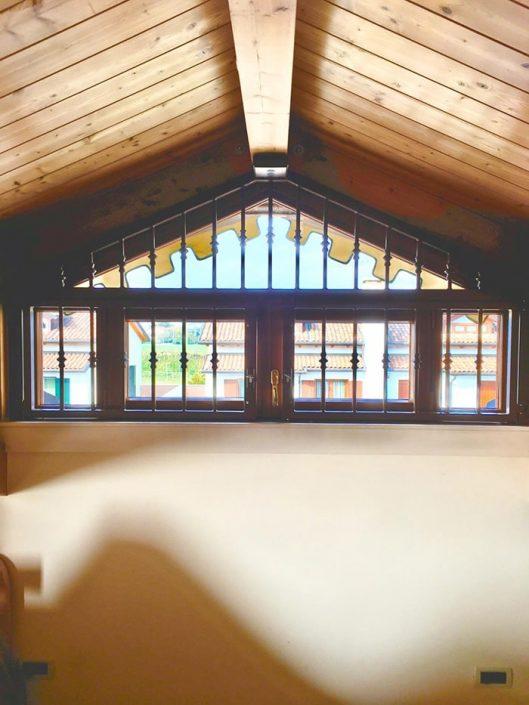 Inferriate per finestre con forme irregolari mars 01