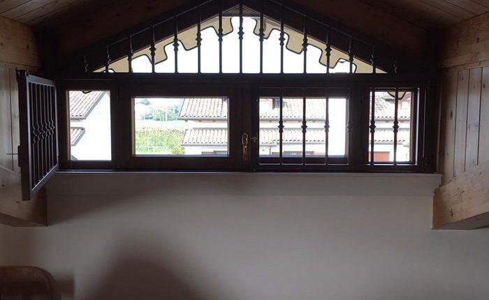 Inferriate per finestre con forme irregolari mars 02