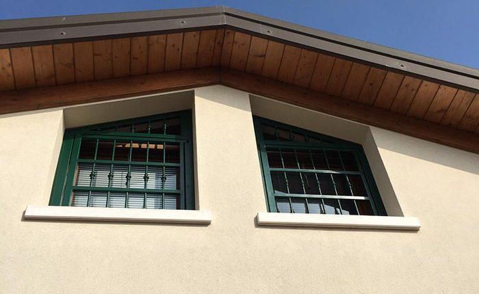Inferriate per finestre con forme irregolari mars 04