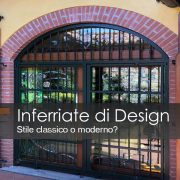 Inferriate di Design