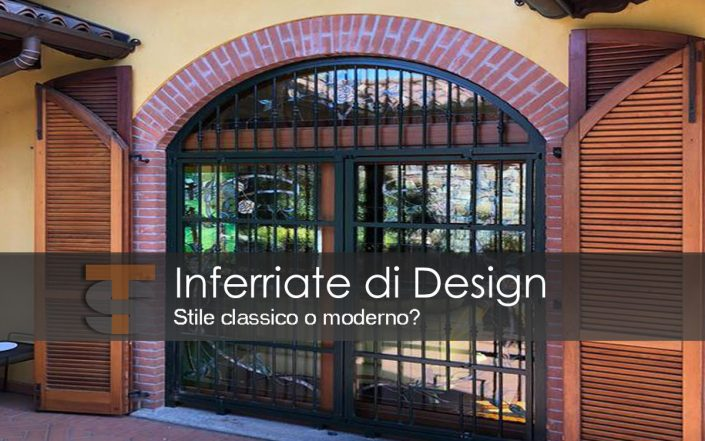 Inferriate di Design